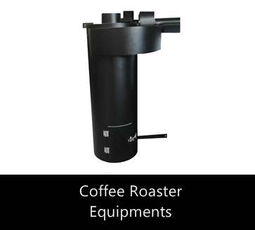 Commercial Coffee Roaster Equipments