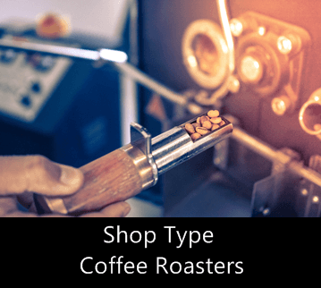 Shop Type Commercial Coffee Roasters