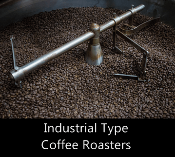 Industrial Type Commercial Coffee Roasters