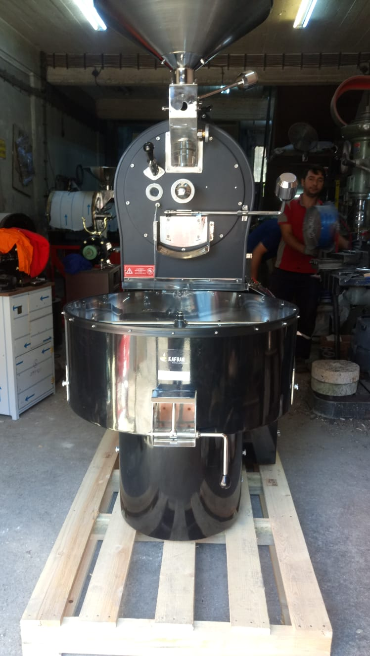 Kafgar Commercial Coffee Roaster